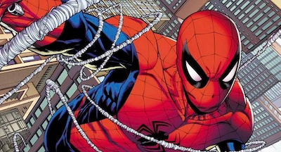 New theme gallery : Spider-Man!