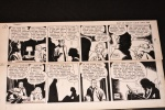 Caniff Terry and the pirates 2 strips that follow