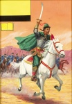 Classics Illustrated cover: Adventures of Marco Polo