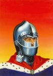 Classics Illustrated cover: The Man in the Iron Mask