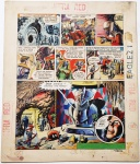 Dan Dare The rogue Planet - planche 2 du numéro d'Eagle ...