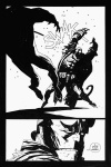 Hellboy, Wolves of St August Issue 4 page 39