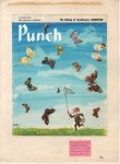 Punch magazine cover - Butterflies