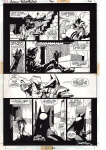 "Batman ""book of the dead""  planche 26"