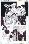 100 Bullets #1 page 3 Shower Scene by Eduardo Risso