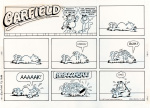 Garfield - Sunday du 03/01/1988