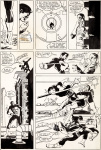 Daredevil #183 Page 18 The Punisher