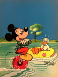 Journal de Mickey n° 383 du 27 septembre 1959 - Couverture