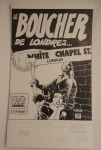 Le BOUCHER DE LONDRES 1977