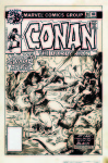 Conan The Barbarian 91 cover