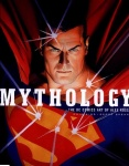 Couverture de Mythology: The DC Comics Art of Alex Ross (relié/Hard-cover)
