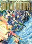 Couverture de The World's Greatest Super-Heroes (relié/Hard-cover)