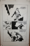 Decapitator 3, page 4, par Mike Mignola