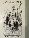 Meyer, illustration pour ex-libris ASGARD