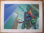 Spider-Man vs Lizard, Cover, Esad Ribic