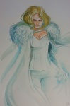 X-Men: Emma Frost the white queen