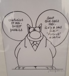 Geluck - le Chat - Confucius