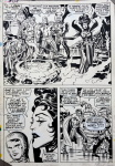 "Thor #175  ""The Fall of Asgard"" - page 4"