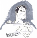 Mike Wieringo Superman