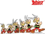 Evolution graphique d'Asterix