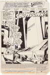 "Superman - Action Comics - ""Showdown!""  #546 P1"