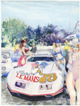 Denis SIRE - Spirit of le mans 1976
