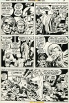 Jack Kirby & Mike Royer - 2001: A Space Odyssey #9 p. 11 (Marvel, 1977)