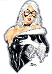 Fred Benes - Black Cat 2017