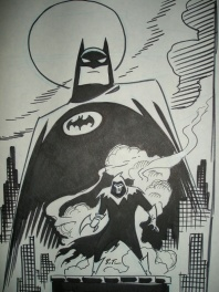 Bruce Timm - Batman