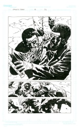 Charlie Adlard - The walking dead #81 p22