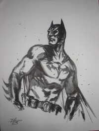 Batman par Dell'Otto