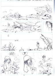 Cecile Brosseau - Edlyn - page 37 planche 35