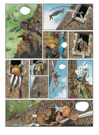 Robin Hood - Tome 2 Planche 9