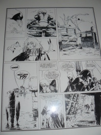 Vance - Bruce J. Hawker tome 7 planche 23