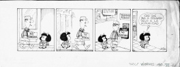 Quino - Mafalda strip