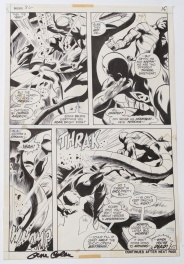 Now ...send the Scorpio !! - 1971 - Daredevil #82 page 11