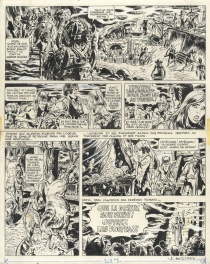 Comic Strip - Laureline (et Valerian)
