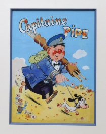 Le capitaine Pipe