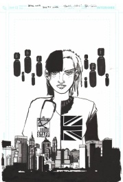 Couverture DMZ 11 par Brian Wood