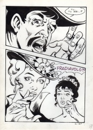 Fradiavolo n°4, planche 57, 1975
