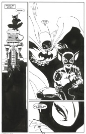 Batman . Long Halloween # 12 p. 11 .