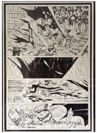 Hush Issue 7 Page 7 - Jim Lee