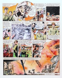 Dan Dare - Safari in Space 1959 - VOL 10 10 & 10 11