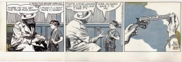 Rusty Riley - Daily strip (17 Avril 1959)