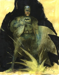Batman, Kent Williams