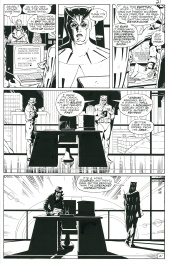 Watchmen, Issue 10 page 21