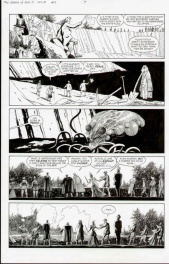 Ligue des gentlemen extraordinaires, Volume 2 Issue 2 page 7