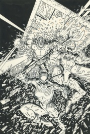Arthur Adams - Showcase #1
