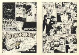 The Rocketeer, Volume 2, Cliff's New York Adventure