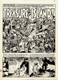 Treasure Island - Mad magazine 7